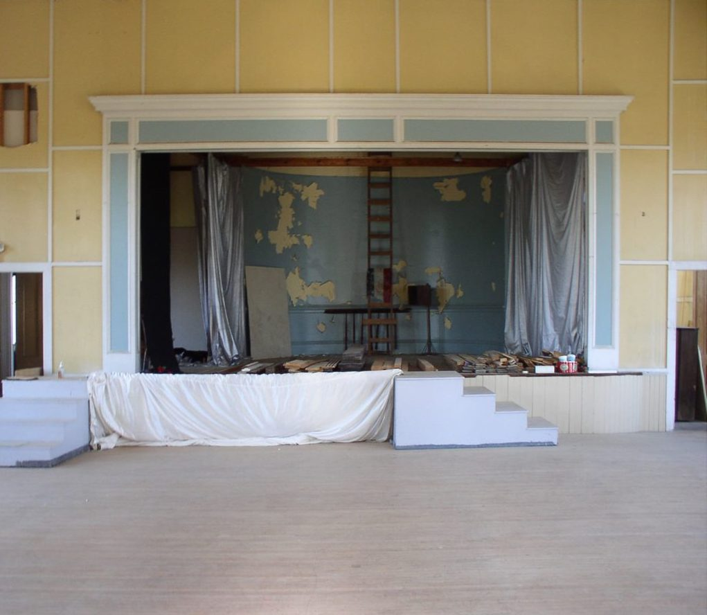 Current Ballroom Stage